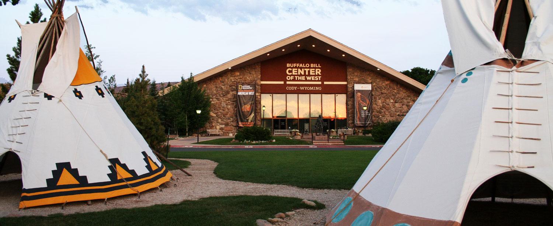 Buffalo Bill Center of the West i Cody, Wyoming.