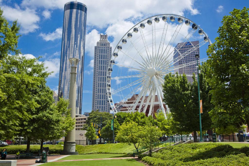 Atlanta i Georgia.