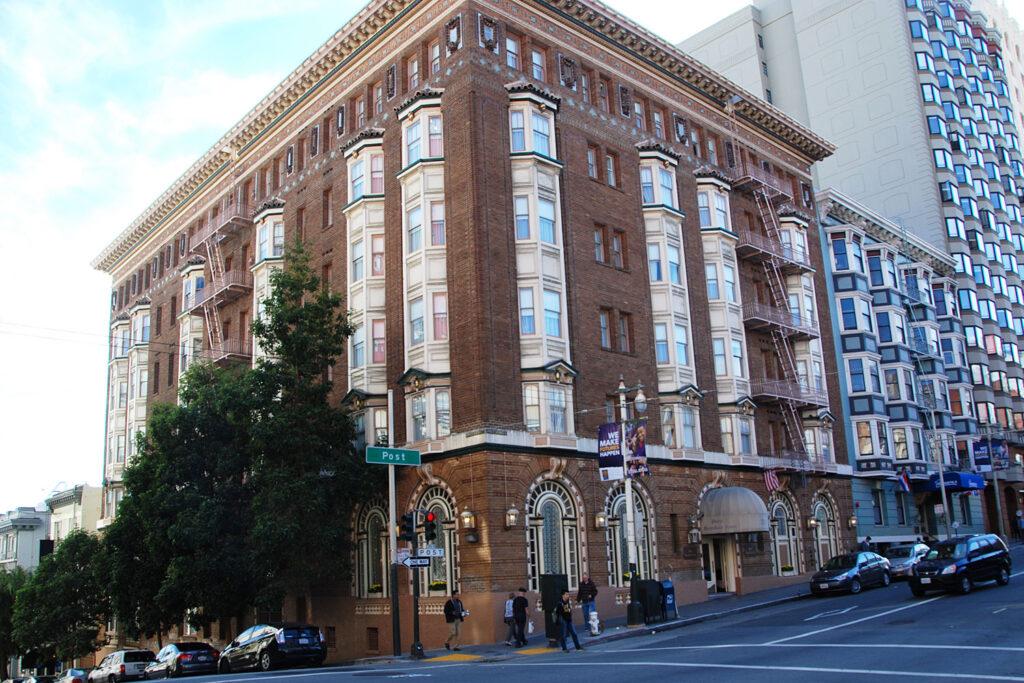 Beresford Arms, San Francisco.