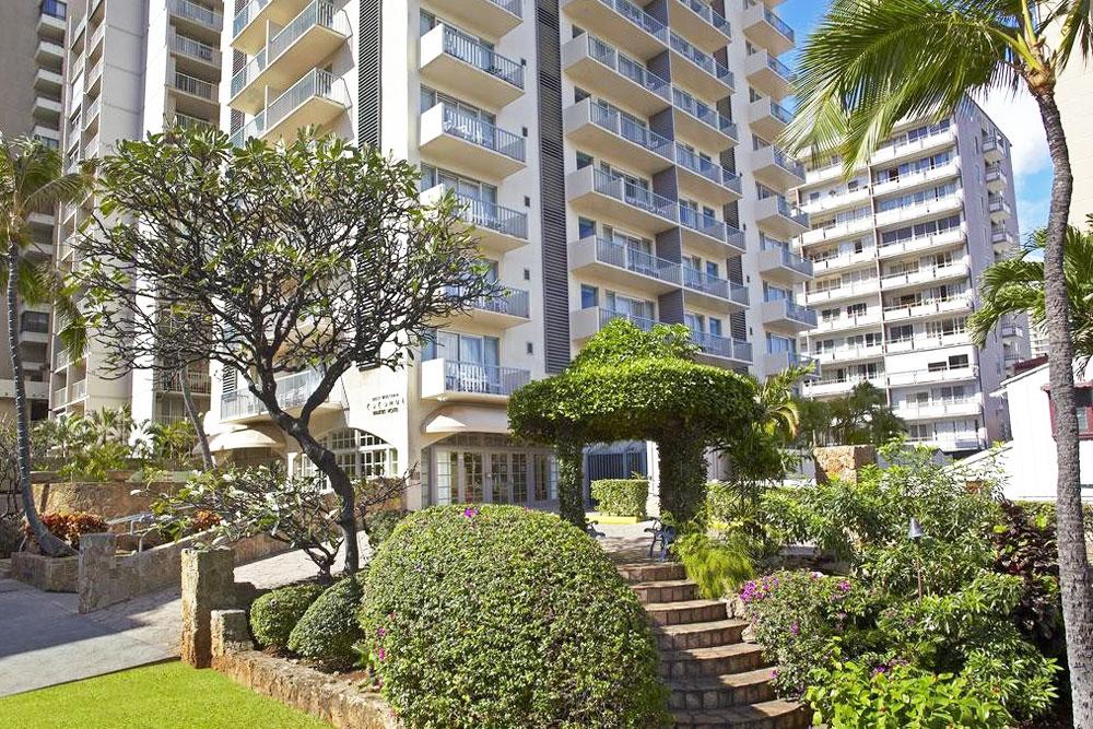 Coconut Waikiki Hotel, Honolulu.