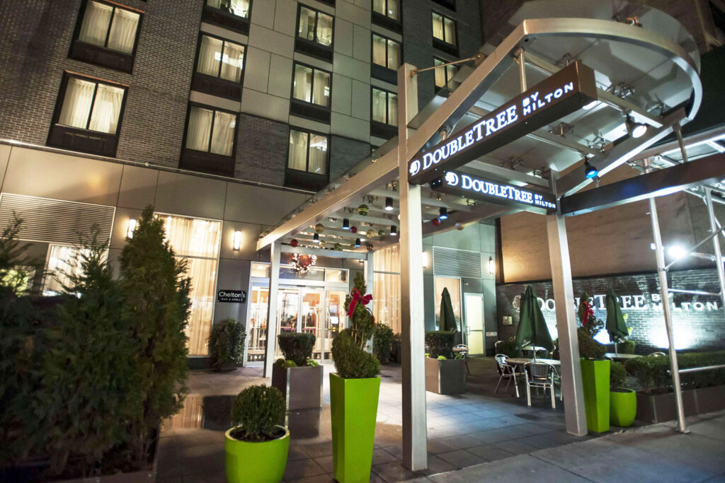 Doubletree Chelsea, New York.