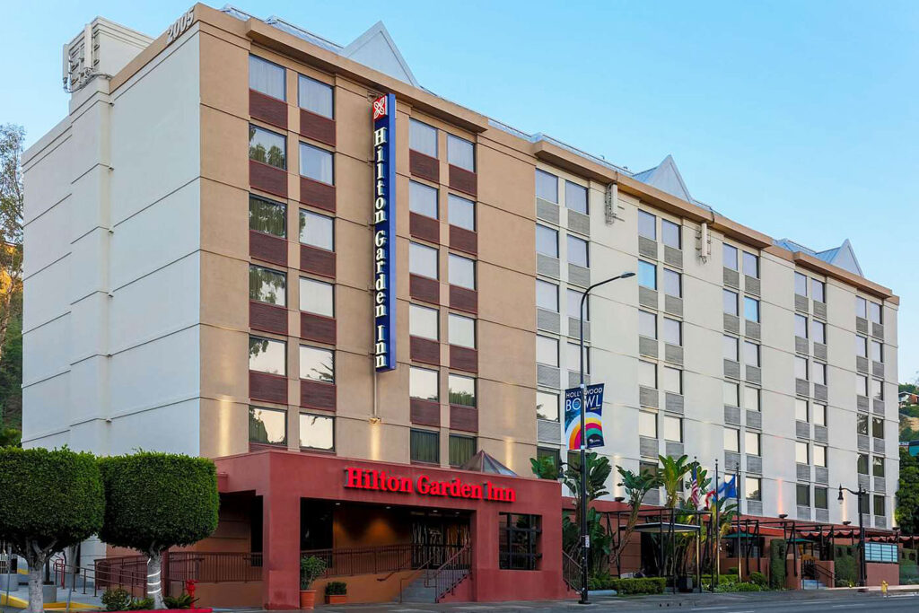 Hilton Garden Inn Los Angeles/Hollywood.