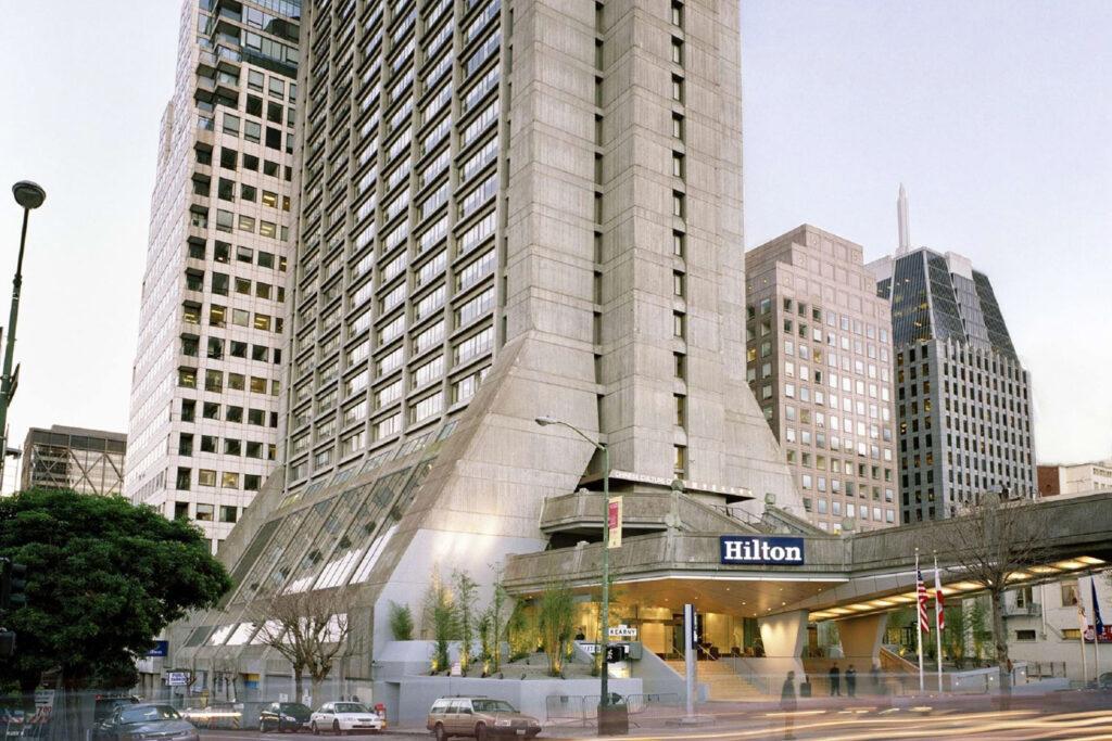 Hilton San Francisco Financial District.