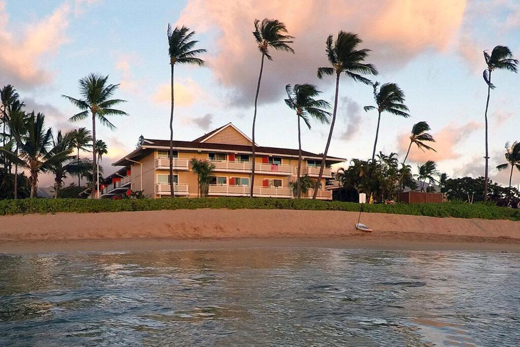 Kaanapali Ocean Inn, Lahaina, Maui.
