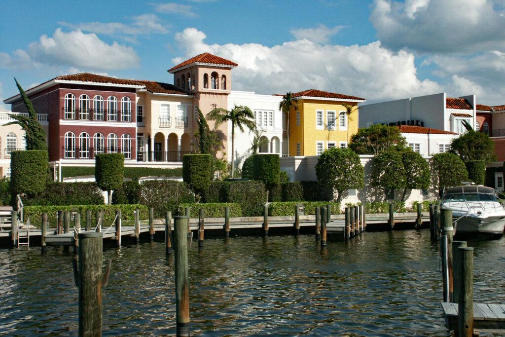 Naples, Florida.
