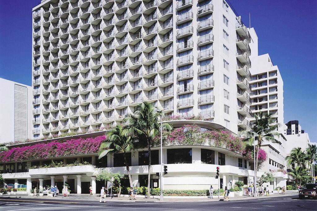 Ohana Waikiki East, Honolulu.