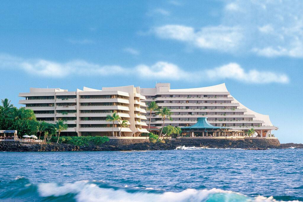 Royal Kona Resort, Hawaii.