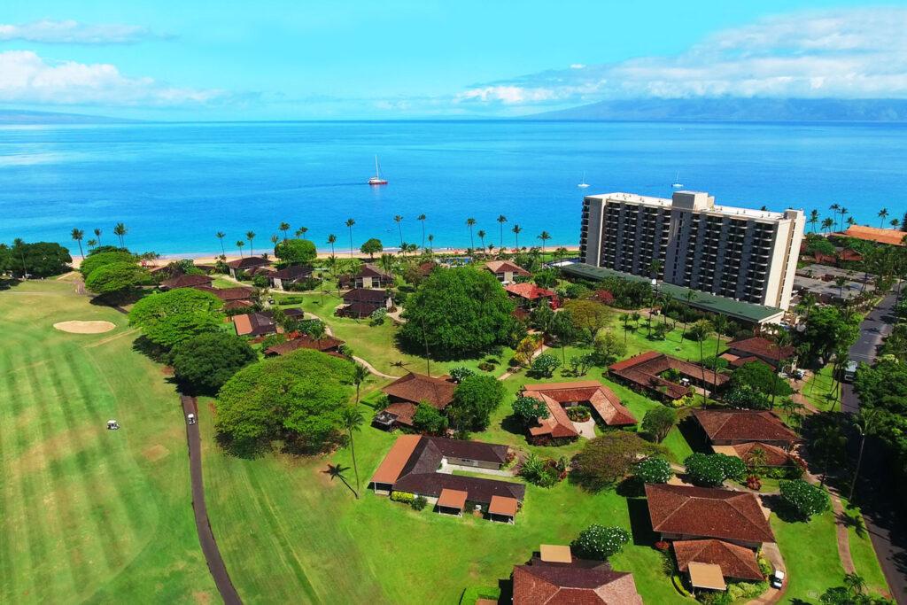 Royal Lahaina Resort, Maui.