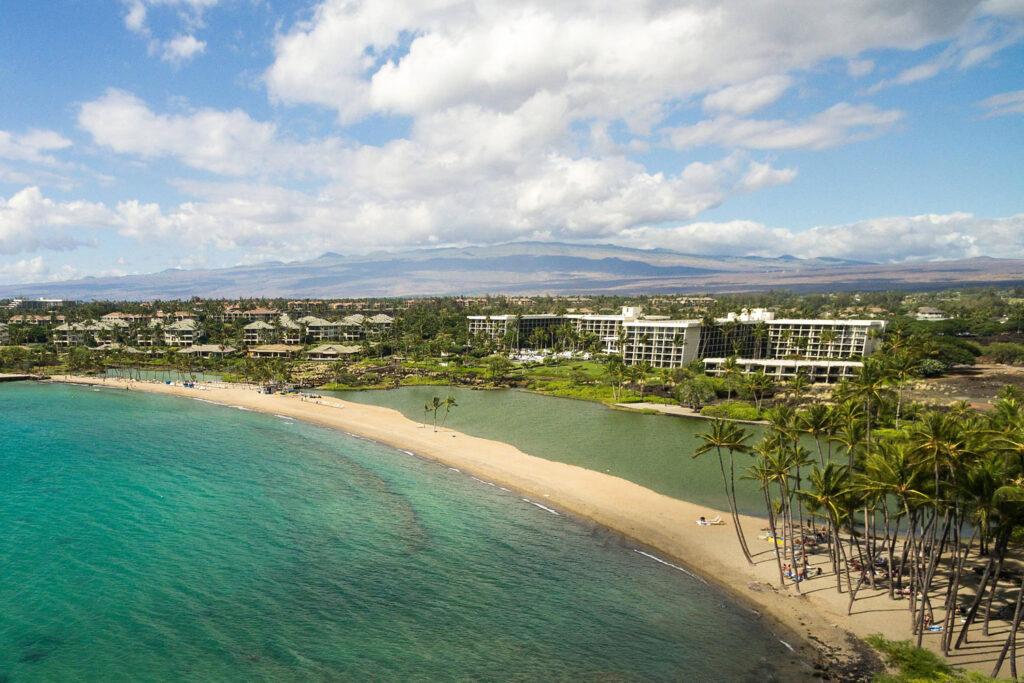 Waikoloa Beach Marriott, Hawaii.