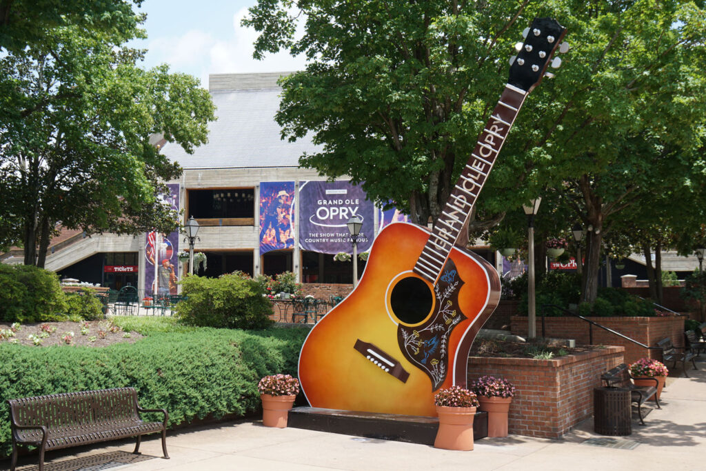 Grand Ole Opry i Nashville.