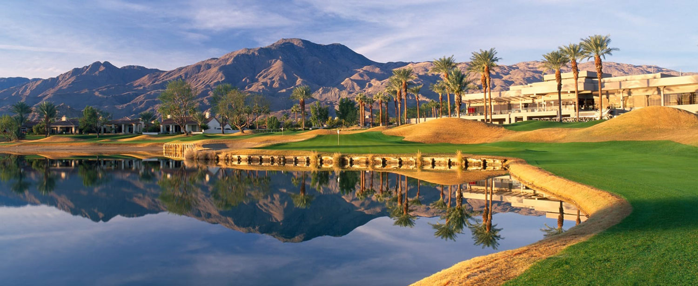 La Quinta Resort & Club i Palm Springs, Kalifornien.