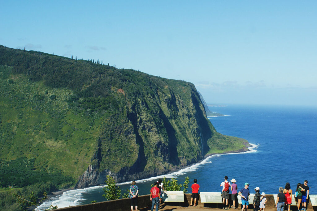 Waipio Valley, Hawaii - Big Island.