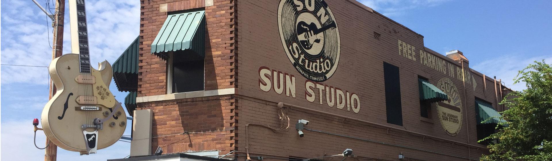 Sun Studio i Memphis