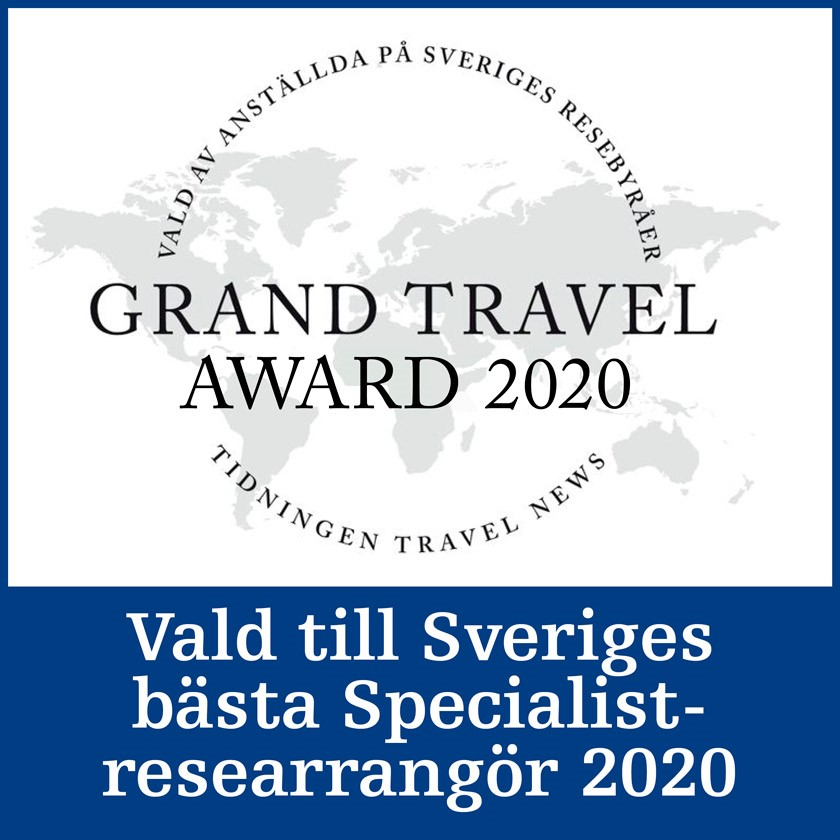 Grand Travel Award 2020.