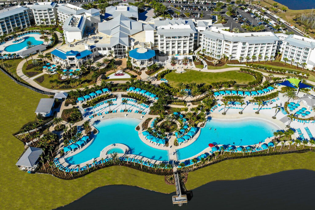 Margaritaville Resort Orlando.