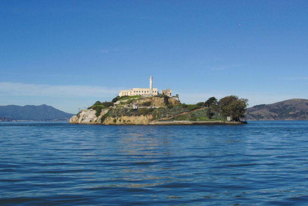 Alcatraz, San Francisco, Kalifornien.